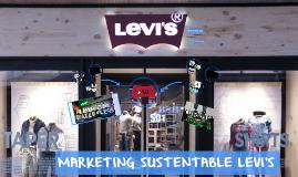 MARKETING LEVI'S