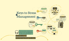 Keys to Stress Management