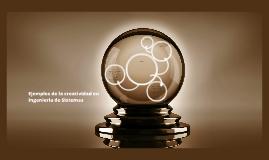 Copy of Ejemplos de la creatividad en Ingenieria de Sistemas