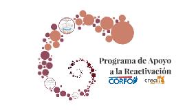 Programa de Apoyo a la Reactivación