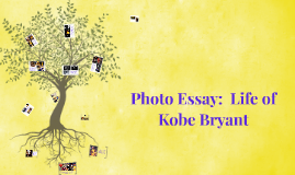 Photo Essay:  Life of Kobe Bryant