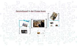 Copy of Deutschland in der Presse Irans
