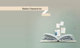 Copy of Copy of Ratios Financieros