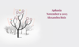 Aphasia & Dysphasia