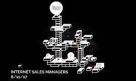 INTERNET SALES MANAGERS