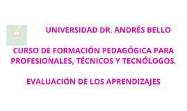 Copy of Epistemología de la evaluación