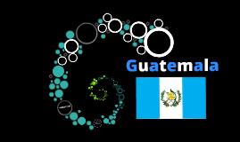 Copy of Guatemalan Culture