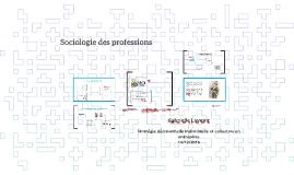 Copy of Sociologie des professions