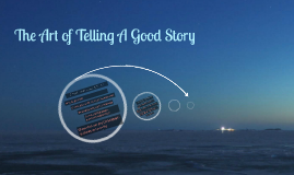 Art of Telling Story (Sat. 2-3)