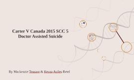 Carter V Canada 2015 SCC 5
