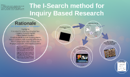 LS5443 Presentation: I-Search Inquiry/Research Method