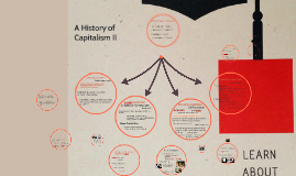 A History of Capitalism II