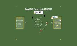 Grand Défi Pierre Lavoie 2016-2017