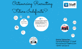 Outsourcing Recruiting future indefinite