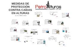Copy of MEDIDAS DE PROTECCIÓN CONTRA CAÍDAS EN ALTURAS