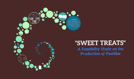 """SWEET TREATS"" A Feasibility Study on the Production of Pastillas"