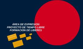 ÁREA DE EXPRESIÓN