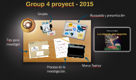 Group 4 proyect - 2014