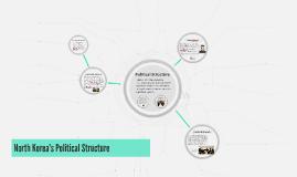 North Korea's Political Structure