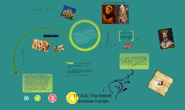 FOURTH AGE: The United Christian Europe