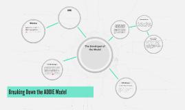 Breaking Down the ADDIE Model