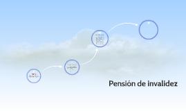Pension de invalidez