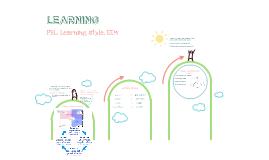 1. PBL, Learning styles, EEM