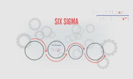 Copy of SIX SIGMA