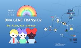 DNA GENE TRANSFER