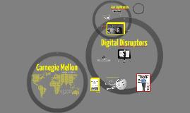 Introduction to CMU - Digital Media
