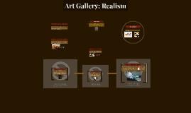Art Gallery: Realism