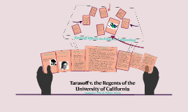Tarasoff v. the Regents of the University of California