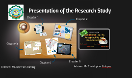 Presentation of the Research Study