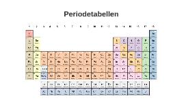 Periodetabellen