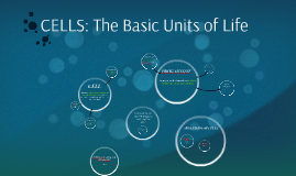 Copy of Cells: The Basic Units of Life