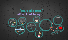 "Copy of ""Tears, Idle Tears"""
