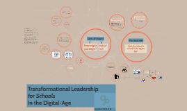 Digital-Age Leadership for Schools
