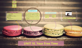 UNIT 10. Your Free Time