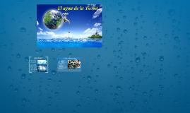 El agua de la Tierra