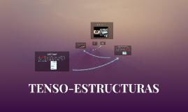 TENSO-ESTRUCTURAS