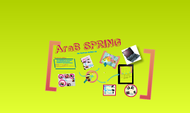Copy of Arabian Spring