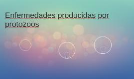 Enfermedades producidas por protozoos
