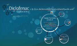 Diclofenac Organic Molecule Project