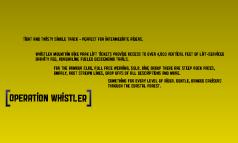operation whistler
