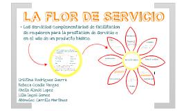 Copy of la flor de servicio