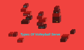 Types Of Volleyball Serve