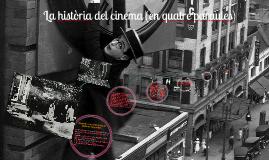Copy of La història del CINEMA