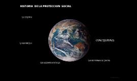 HISTORIA NACIONAL DE LA PROTECCION SOCIAL