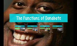 The Functions of Donabate
