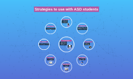 Strategies to use with ASD students